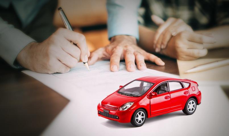 comparación de seguro de automóvil