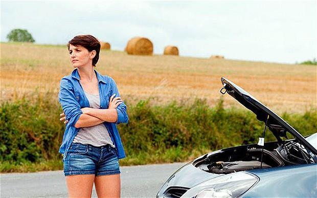 garantía de auto